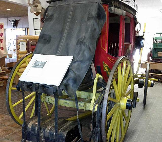 Stagecoach - rear