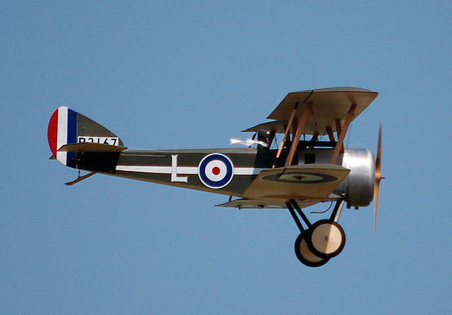 Sopwith Pup (or Camel?)