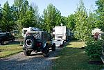 Cross Creek Camping Resort - Site #137