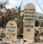 [b]Tombstone, Arizona and Boot Hill Graveyard